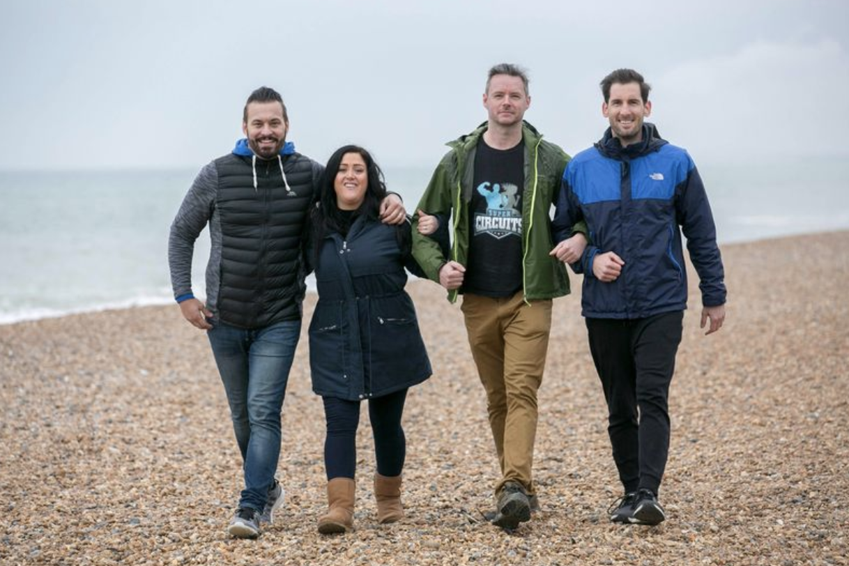 Experts Recommend Walking and Talking for Better Mental Health – And Here's Why…