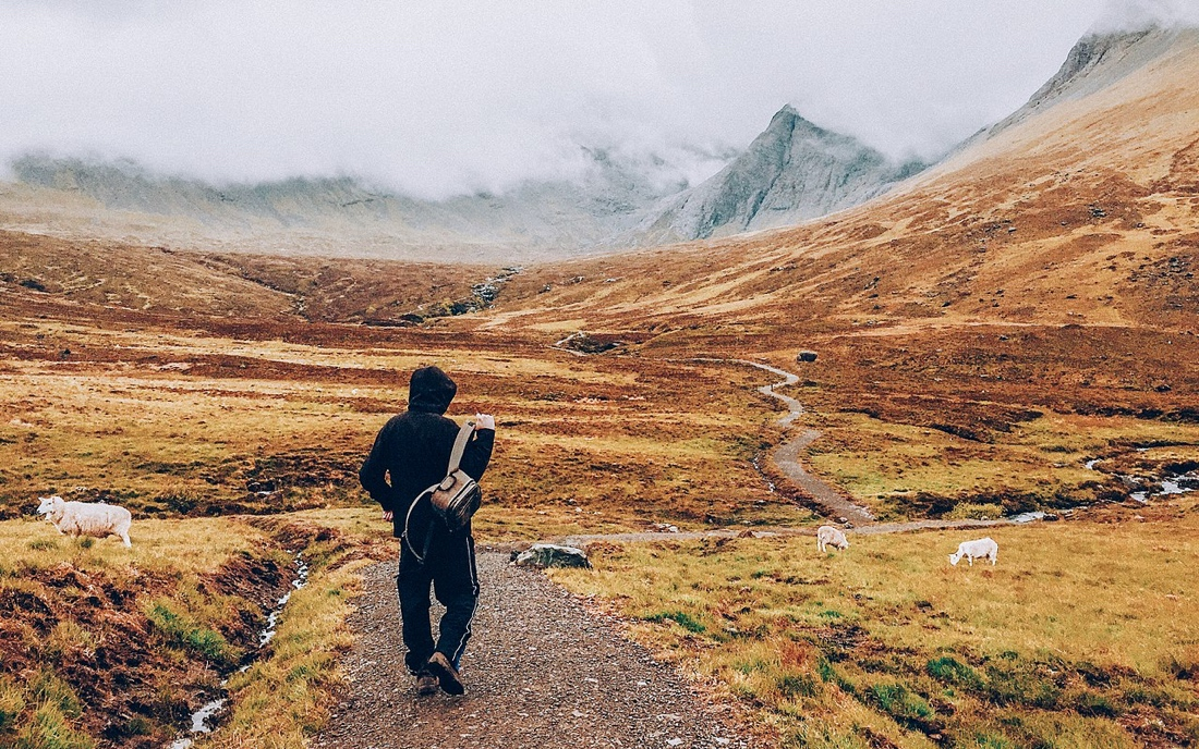 Scottish Doctors Are Now Issuing Prescriptions to Go Hiking