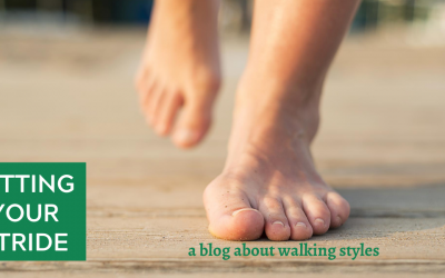 Hitting Your Stride: A Blog about Walking Styles