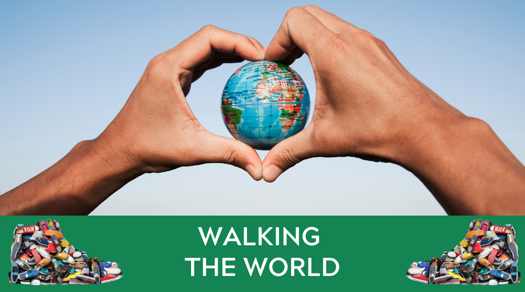 Walking the World: Epic Adventures Circling the Globe