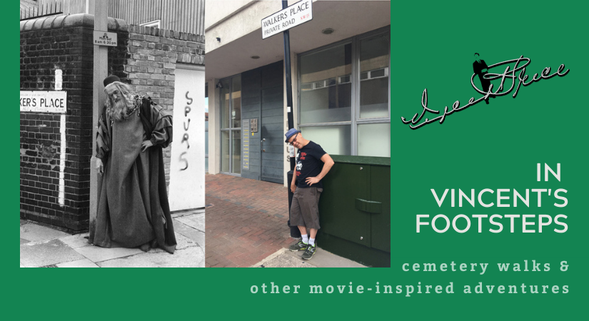 In Vincent's Footsteps: Cemetery Walks and Other Movie-Inspired Adventures