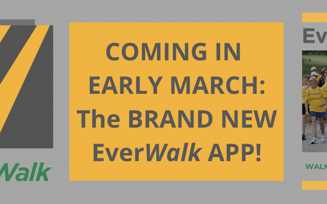 Our New EverWalk Nation App!!!