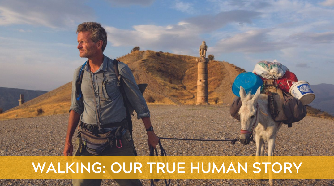 Walking: Our True Human Story