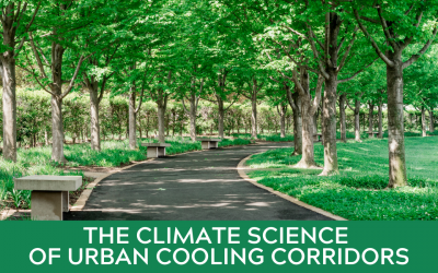 The Climate Science of Urban Cooling Corridors